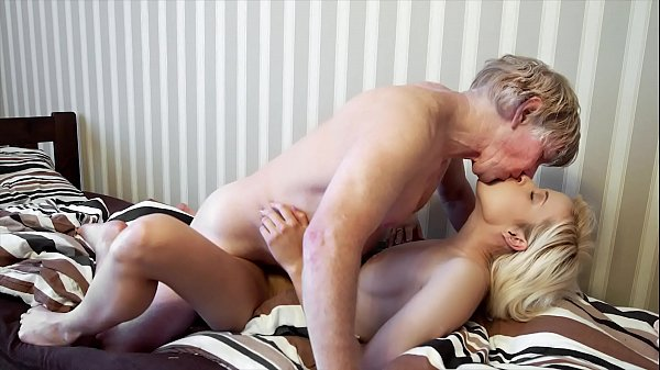 The art of love making between old man and his 19 year old girlfriend