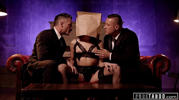 PURE TABOO Emily Willis Submits for Her 2 Doms
