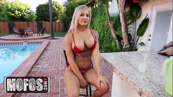 I Know That Girl - (Ricky Johnson, Alison Avery) - Tiny Red Bikini Babe - MOFOS