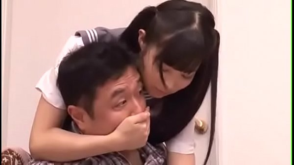 japanese daughter loves her dad