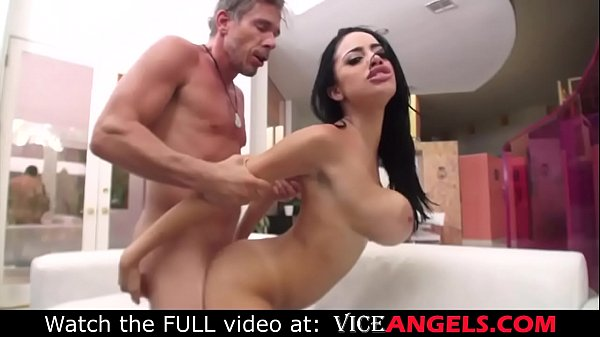 Silicone beauty Victoria June totally destroyed by huge white cock (Mick Blue, Victoria June) Thumb