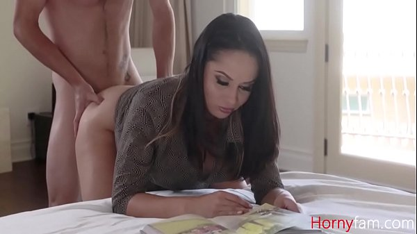 Foreign Busty MOM Lends Her Pussy To SON- Crystal Rush