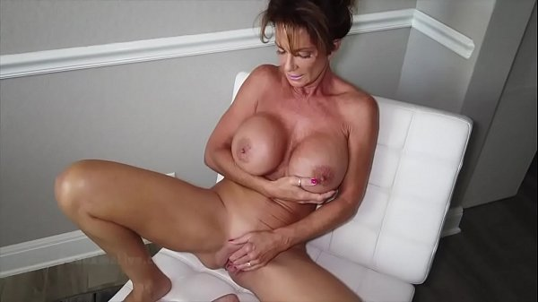 Deauxma strips and masturbates