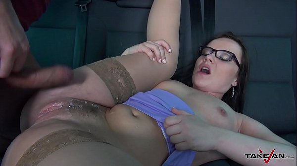 Gorgeous Amateur Czech Offered Her Tight Asshole To A Gig Hard Cock In