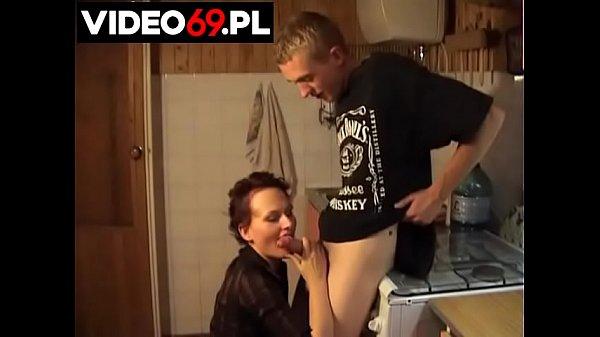 Polskie porno - Wizyta sąsiadki