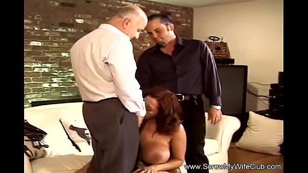 Cuckold Husband With A Stranger