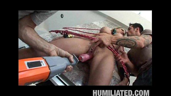 Nikki Drowns In Humiliation