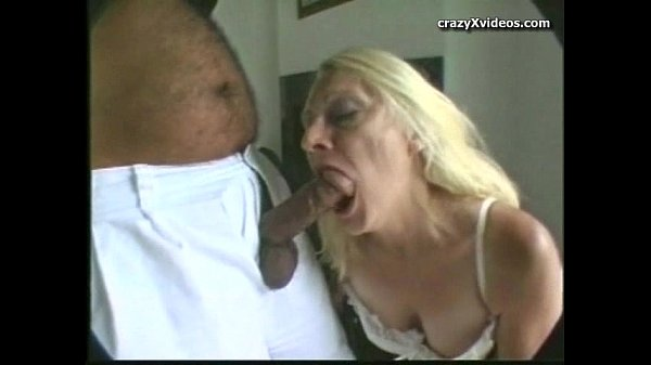Granny Takes It In The Ass