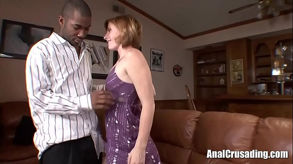 Kinky talking slut wants a black cock