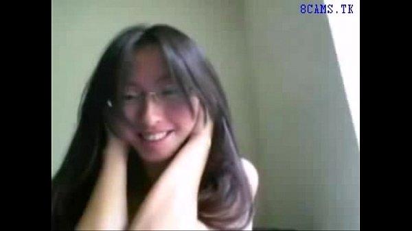 1 Nerdy Asian Babe - WWW.XT8.BIZ