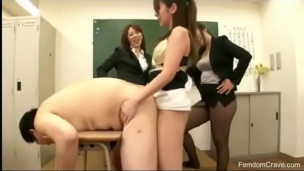 Three teachers fucking japanese guy Thumb