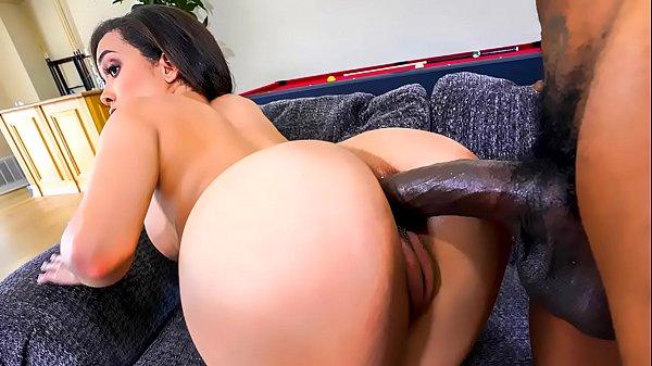 Aaliyah Hadid gets fucked real hard