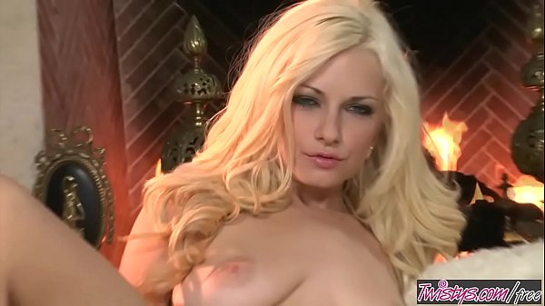 With busty mature trixie blonde sensual you