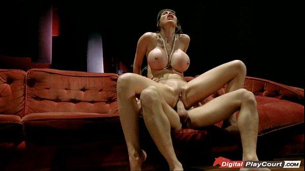 Big tits Eva Karera blows and sits on top for an anal pounding Thumb