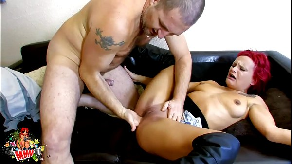 Jenny up destroy, hot spannish babe hard pussy and ass fucking