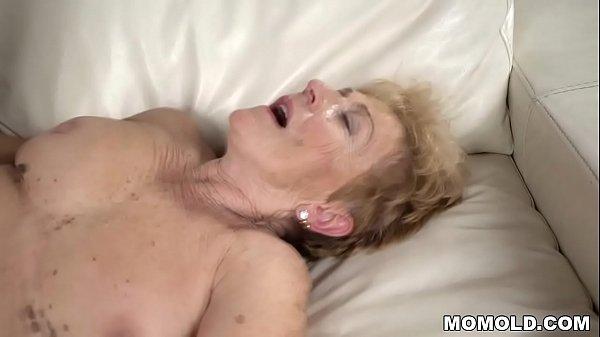 Naughty granny still loves hard dick - Malya and Mugur