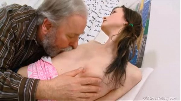 Old Goes Young - Jenya loves getting fucked by naughty old man
