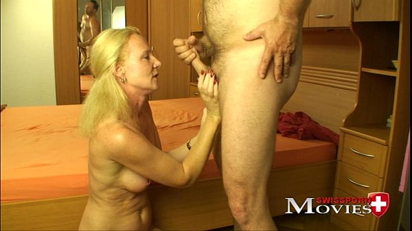 Lara Blonde Fucked in the first porn movie