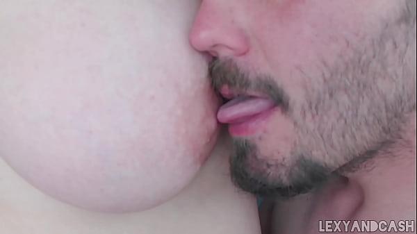 LexyAndCash Nipple Sucking ASMR