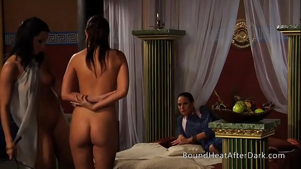 The Roman Dreams: Ass Spanking And Whipping Drives Her To Orgasm Thumb
