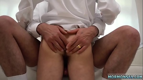 Two guys suck one dick