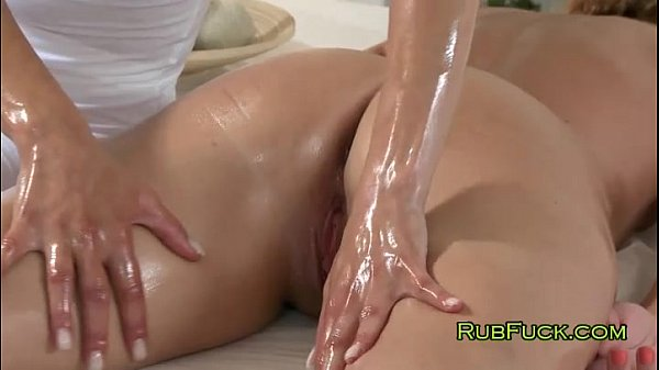 Oiled Pussy