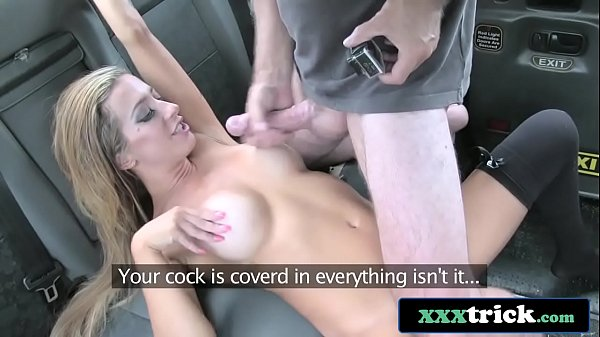 Busty Scottish Beauty Skyler McKay Ass Fucked By A Cabbie