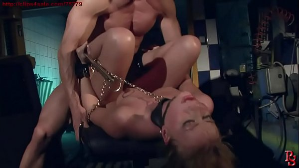 Hunting a slave in the city. The most beautiful puppy Caterina Cox. BDSM movie. Hardcore bondage sex and humiliation
