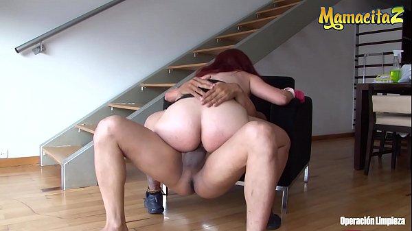 MAMACITAZ - Big Cock Boss Fucks On POV With His PAWG Latina Maid - Elisa Odiosa