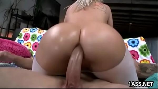 Kimmy Olsen anal mission