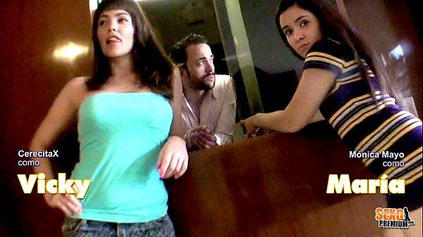 Toni Ribas y Viltoria Diamond. VencindarioX - Trailer Capítulo 5 Thumb