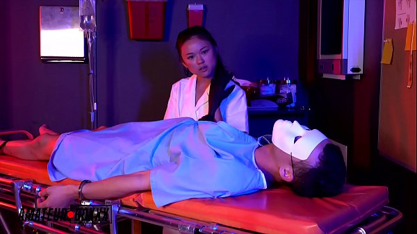 Dr. Lulu Chu & Nurse Ella Cruz Shag New Patient - Amateur Boxxx