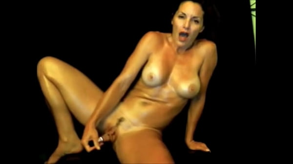 Milf with tan lines has some fun on cam - hottestmilfcams.com Thumb