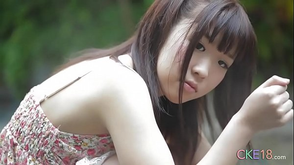Shy Japanese teen angel first time erotic outdoor tease Thumb