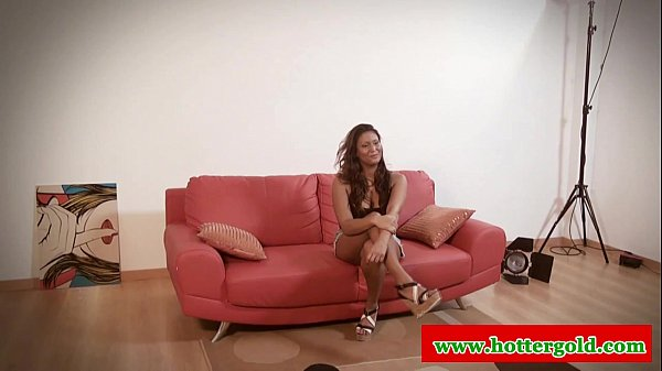 Portuguese beautie dressing up in lingerie Thumb