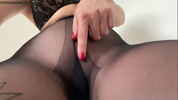Mistress Sofi POV Femdom in Nylon Tights