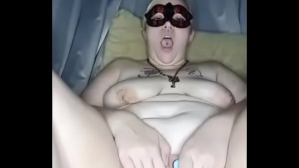 Goth Slave Plays Wth Her Toys