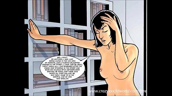 2D Comic: Cyberian Nation. Episode 5