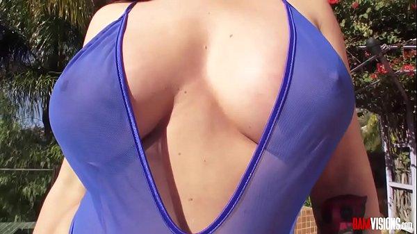 Sexy thick Roxy Raye back at BamVisions!