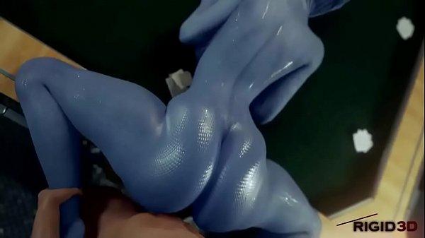 3D Porn Big Tits Fucked Hard