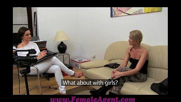 FemaleAgent Let's wank together