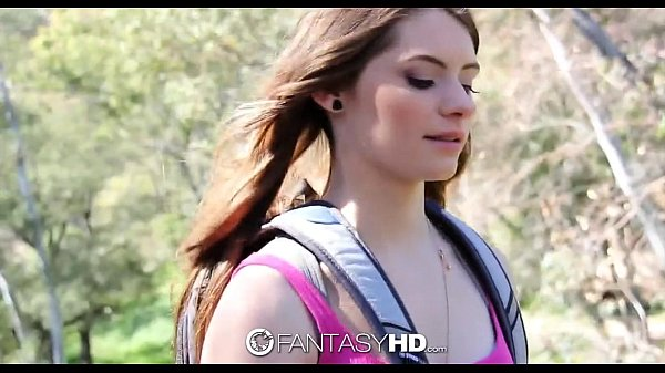 HD FantasyHD - Alice March has wild outdoor sex Thumb