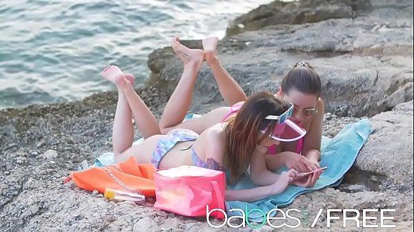 Babes - (Ally Breelsen, Victoria Traveler) - Tan Lines