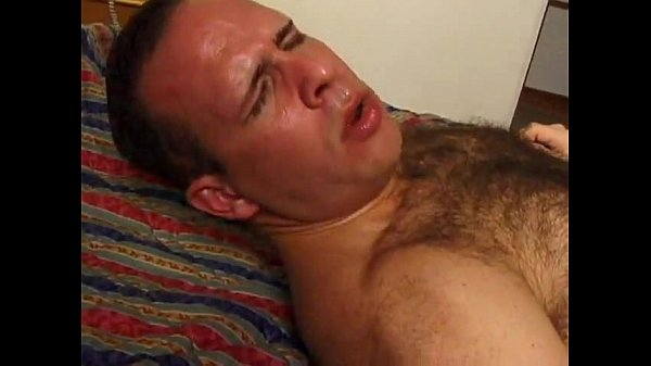 Hairy ass gets fucked