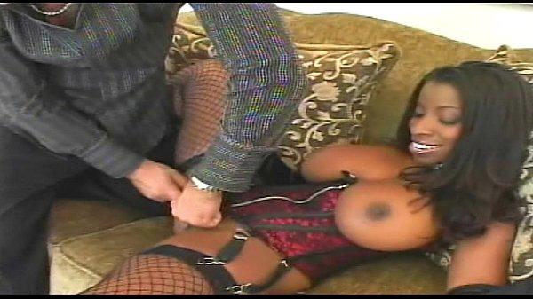 White Man Fucking Black Woman With Big Tits