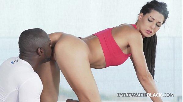 PrivateBlack - Brunette Babe Alexa Tomas Ass Fu...