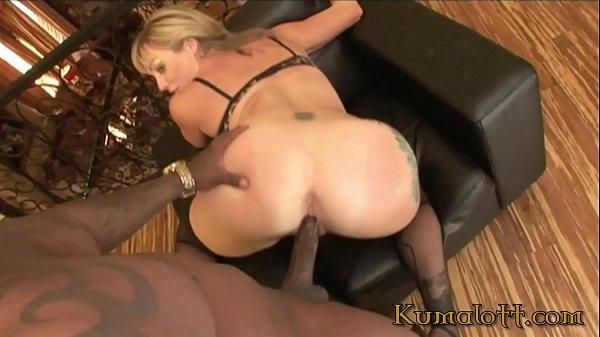 Kumalott - Hot Big Butt Inked Blonde Analized b...