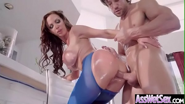 Hard Analy Banged On Cam A Sluty Big Round Ass Girl (Nikki Benz) video-25 Thumb
