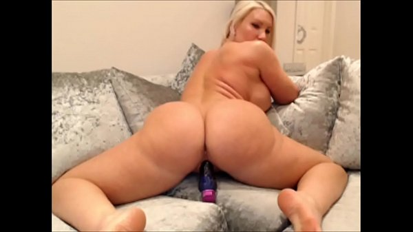Home alone big ass milf works that ass and fills her holes - TheSophieJames.com