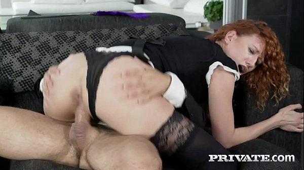 Private.com - Redhead Maid Stasy Riviera Gets Fucked By Boss Thumb